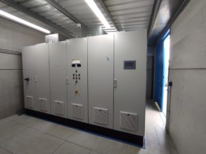 electrical controll system